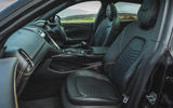 Aston Martin DBX 2020 road test review - cabin