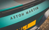 13 Aston Martin Vantage F1 2021 RT rear badge