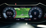 Audi A1 S Line 2019 road test review - instruments