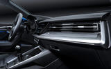 Audi A3 Sportback 2020 road test review - interior trim
