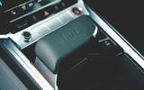13 Audi E Tron S 2021 RT gear selector