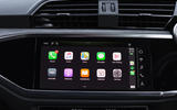 Audi Q3 Sportback 2019 road test review - carplay