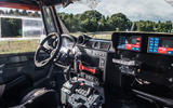 Bowler Bulldog 2018 review - cabin