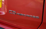 Citroen C5 Aircross 2019 road test review - rear badge