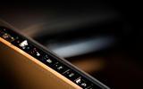 Corvette Stingray C8 2019 road test review - column buttons