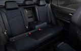13 Cupra Born 2021 first drive review rear seats