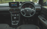 13 Dacia Sandero Stepway 2021 RT dashboard