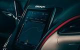 Ferrari Roma 2020 road test review - infotainment