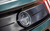 Ford Mustang Bullitt 2018 road test review - Bullitt badge