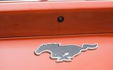 13 Ford Mustang Mach e 2021 RT reversing camera