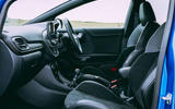 13 Ford Puma ST 2021 road test review cabin