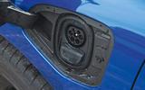 Jaguar I-Pace 2018 road test review charging port