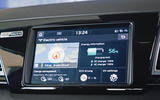 Kia e-Niro 2019 road test review - infotainment