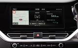 13 Kia Niro 2021 road test review infotainment
