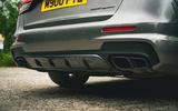 13 Maserati Quattroporte trofeo 2021 RT exhausts