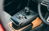 13 Mazda MX 30 2021 road test review centre console