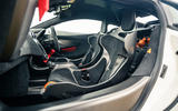 13 McLaren 620R 2021 road test review cabin