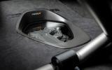 McLaren 765LT 2020 road test review - engine cover