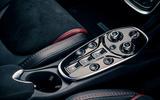 13 McLaren GT 2021 road test review centre console