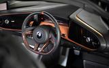 McLaren Speedtail 2020 UK first drive review - steering wheel
