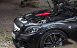Mercedes-AMG C43 Coupe 2018 road test review engine
