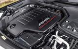 Mercedes-AMG E53 2018 review - engine