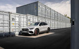 Mercedes-AMG GLA 45 S Plus 2020 road test review - static