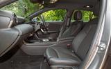 Mercedes-Benz A-Class 2018 road test review cabin