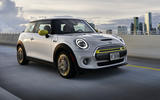 Mini Electric 2020 road test review - on the road front