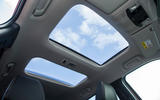 Mitsibushi Eclipse Cross 2018 review sunroof
