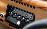 Morgan Aero GT 2018 review - instruments