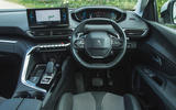 13 Peugeot 3008 2021 RT dashboard