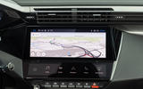 13 Peugeot 308 2021 first drive review infotainment