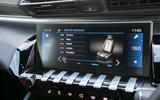 Peugeot 508 SW 2019 review - seat controls