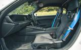 13 Porsche 911 GT3 2021 RT cabin