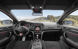 Renault Megane RS 280 2018 road test review interior