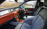 Rolls Royce Phantom 2018 review cabin