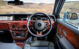 Rolls Royce Phantom 2018 review driving position