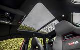 Skoda Kodiaq vRS 2019 road test review - sunroof