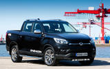 Ssangyong Musso Saracen 4x4 2018 road test review static hero