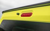Suzuki Jimny 2018 road test review - brake light