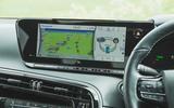 13 Toyota Mirai 2021 RT infotainment