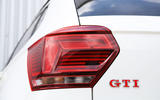 Volkswagen Polo GTI 2018 road test review rear lights