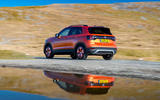 Volkswagen T-Cross 2019 review - on the road water