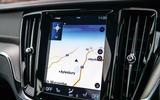 Volvo S60 Polestar Engineered 2020 road test review - navigation