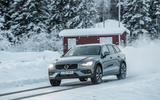 Volvo V60 Cross Country 2019 road test review - on the road front