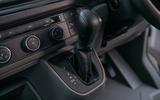 Volkswagen Grand California 2020 road test review - gearstick