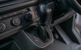 Volkswagen Grand California 2020 road test review - gearstick