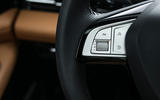 13 Xpeng P5 2021 first drive review steering wheel