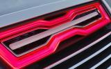 Audi e-tron Spyder rear lights